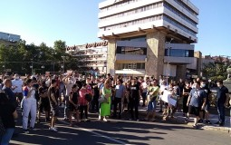 Protestne šetnje i skupovi širom Srbije