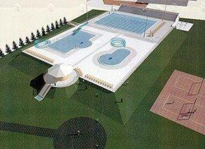 Olimpijski bazen nije odmakao dalje od školjke u Bačkoj Palanci