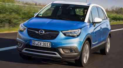 Opel Crossland X verzije na tečni naftni gas