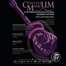 Osmi Internacionalni festival kamerne muzike Convivium Musicum