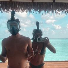 Otišli su na medeni mesec na Maldive i ostali ZAROBLJENI U TROPSKOM RAJU: Po ceo dan uživaju na plaži, ali priča ima i svoju LOŠU STRANU