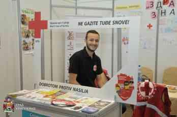 Otvoren Sajam zdravlja na Šumadija sajmu