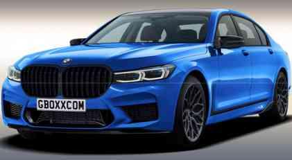 Ovako bi mogao da izgleda BMW M7