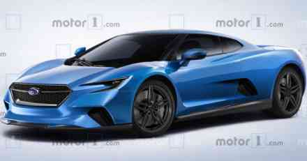 Ovako bi mogao da izgleda Subaru sa centralno smeštenim motorom