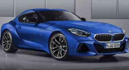 Ovako bi mogao da izgleda novi BMW Z4 Coupe