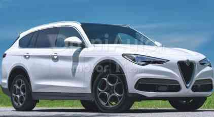 Ovako bi mogao da izgleda veliki Alfa Romeo SUV
