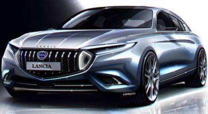 Ovako bi mogla da izgleda luksuzna Lancia Anthea