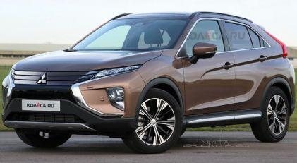 Ovako bi trebalo da izgleda Mitsubishi Eclipse Cross facelift