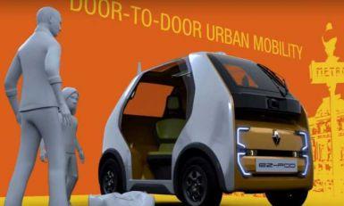 Ovako izgleda budućnost individualnog gradskog prevoza (VIDEO)