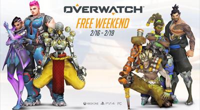 Overwatch ponovo besplatan ovog vikenda