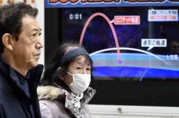 PANIKA U JAPANU: Severna Koreja lansirala raketu! Lažna uzbuna digla građane na noge!