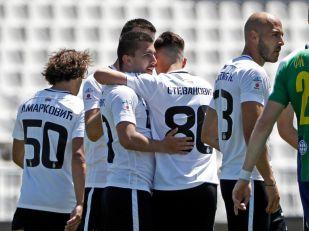 PARNI VALJAK UPALIO MOTORE: Partizan počeo pripreme za novu sezonu (VIDEO)