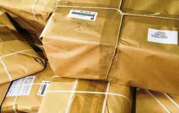 PDV na sve pakete iz Kine