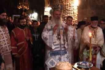 PEĆKA PATRIJARŠIJA OBELEŽILA MANASTIRSKU SLAVU: Ovoliko naroda odavno se nije okupilo u manastiru! (VIDEO)