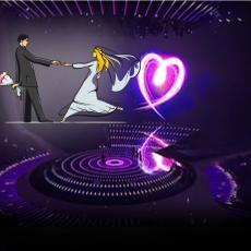 PRELEPA U BELOM: Udala se naša predstavnica na Evroviziji! (FOTO)