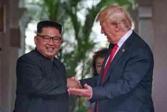 PROCURILI DETALJI TAJNOG RAZGOVORA KIMA I TRAMPA: Evo šta je lider Severne Koreje tačno obećao!
