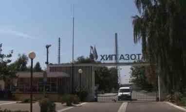 Pančevo: Radnici Azotare od jutros u štrajku