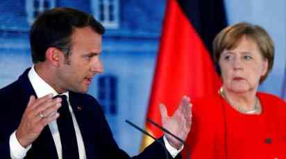 Pariz i Berlin žele uvođenje zajedničkog budžeta za evrozonu