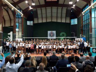 Srbija dobila odbojkašku dvoranu