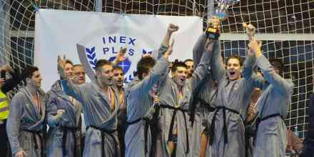 Partizanu derbi, u finalu Kupa protiv Šapca