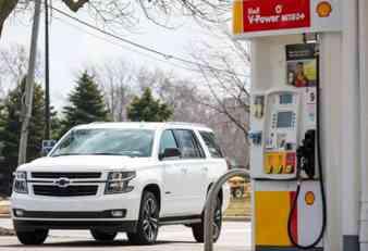 Plaćanje goriva iz automobila