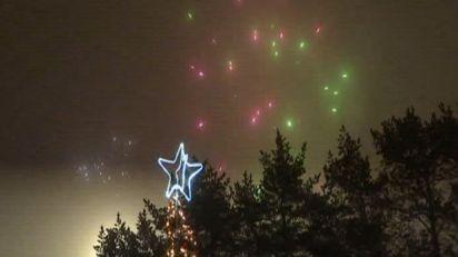 Planinska novogodišnja čarolija