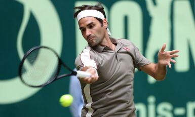 Pobeda Federera na startu turnira u Haleu