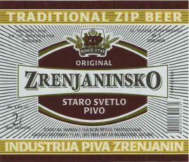 Počela proizvodnja Zrenjaninskog piva