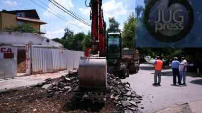Pocela realizacija komunalnog programa