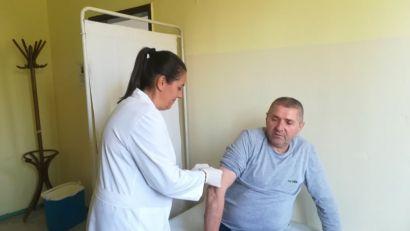 Počela vakcinacija u Poljanici