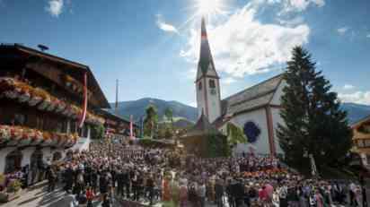 Počeo forum u Alpbahu, očekuje se Vučić