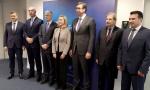 Počeo sastanak Mogerinijeve i lidera Zapadnog Balkana