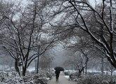 Počinje hladni talas: Pola Srbije u žutom, stiže sneg