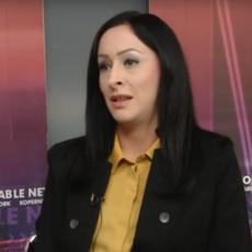 Pod velom reforme su smenjivali nepodobne sudije Narodna poslanica Žarić Kovačević osudila vršenje pritisaka na pravosuđe i parlament
