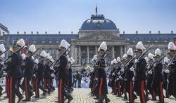 Pogibije u poplavama i epidemija bacili senku na državni praznik Belgije