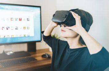 Pogled u buducnost Virtuelna stvarnost u gejmingu