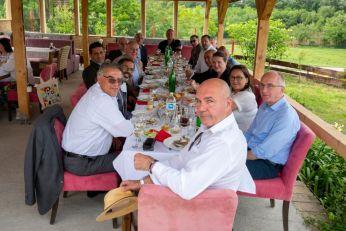 """Pogledajte kako je ambasadorima bilo u """"Srpskoj Toskani"""" (video)"""