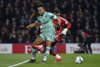 Poklon Votfordovog golmana Arsenalu (VIDEO)