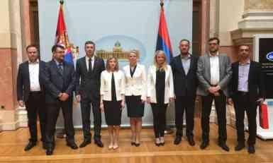 Poklonska u Beogradu: Rusija neće dozvoliti da Srbiju vređaju!