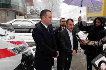 Pokrajinska vlada donirala sanitetsko vozilo opštini Srebrenica
