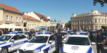 Policijska uprava Sombor dobila nova vozila