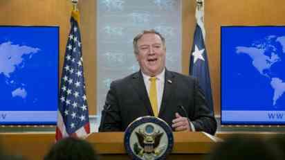 Pompeo: SAD podržavaju Ukrajinsku pravoslavnu zajednicu