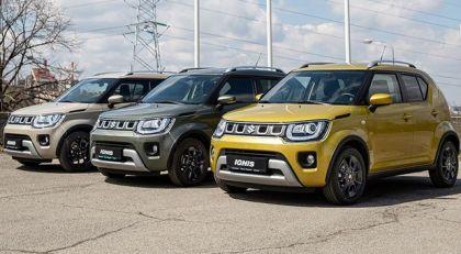 Ponuda za Suzuki Ignis Hybrid