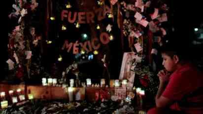 Porastao broj žrtava u Meksiku, mnoge zgrade pred rušenjem