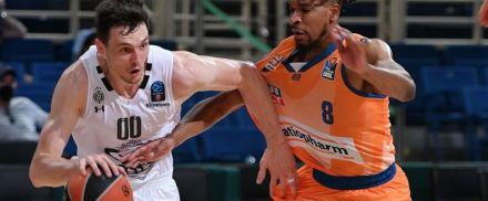 Poraz košarkaša Partizana od Ulma