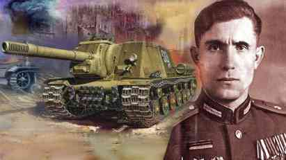 Poslednji heroj Velikog rata: Pet puta goreo u svojoj samohotki