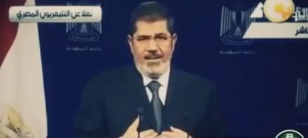 Poslušajte posljednji govor predsjednika Muhameda Mursija (Video)
