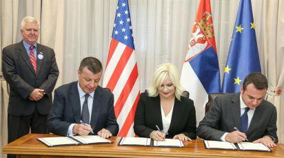 Srbija gradi Moravski koridor, memorandum s firmom iz SAD