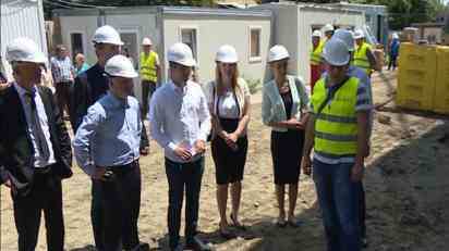Potpisan ugovor o gradnji 194 stana za izbeglice