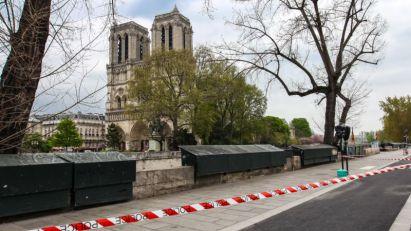 Požar u Notre Dameu najvjerovatnije izazvao kratak spoj